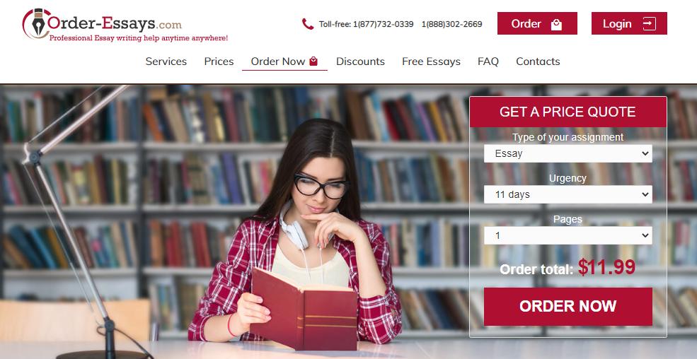 Order-Essays.com Review