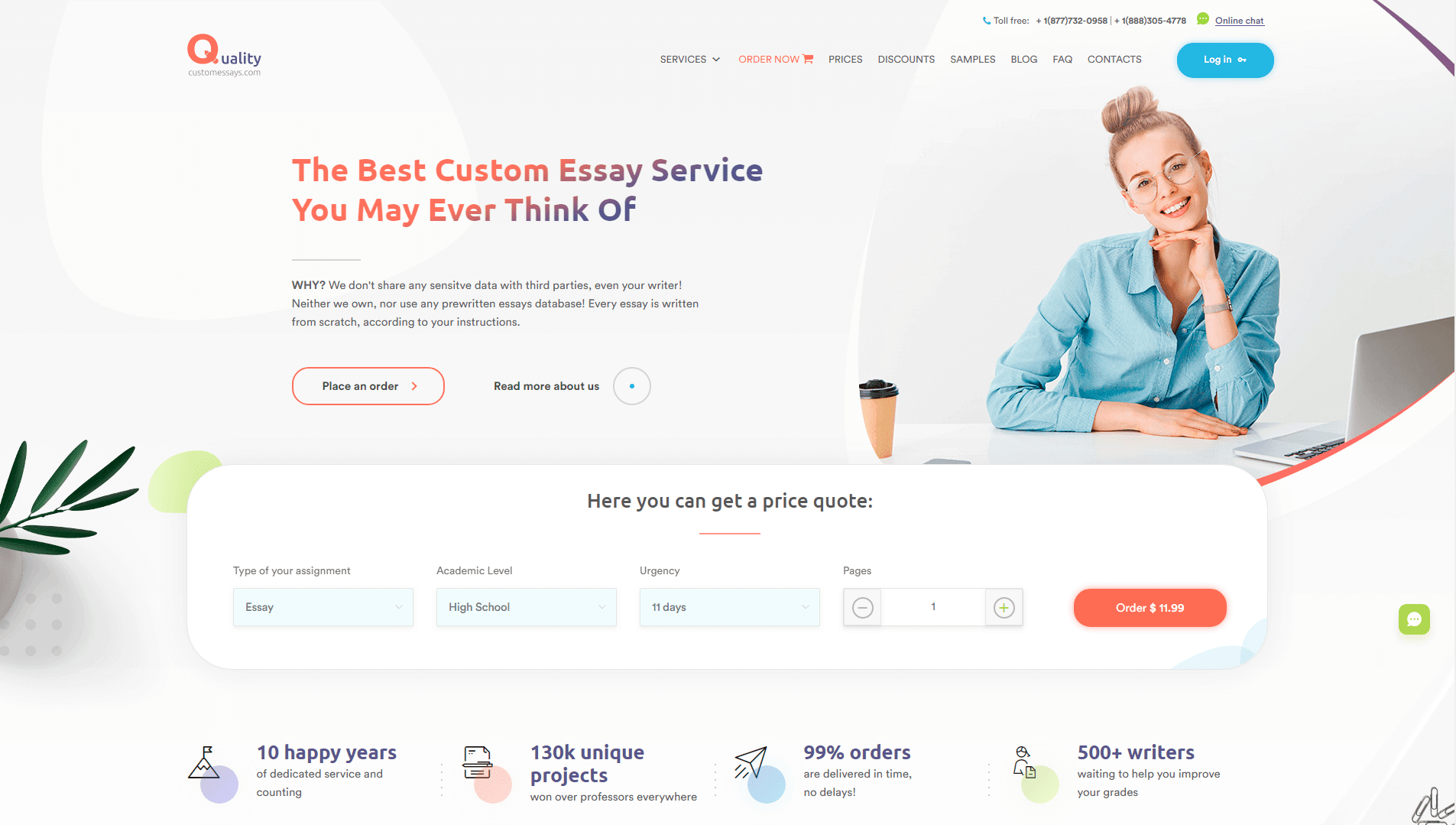 qualitycustomessays.com Review